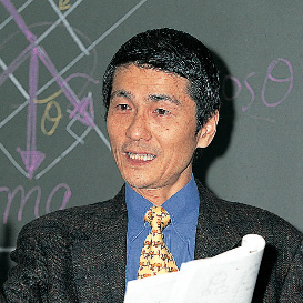 橋元 淳一郎先生