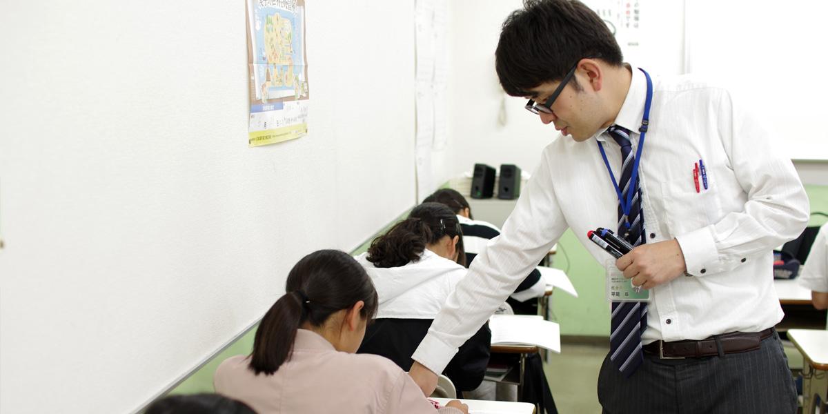 伊川谷校の授業の様子