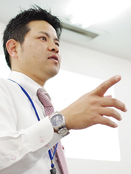 校舎長:佐古 和也より校舎長