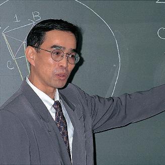 石綿 夏委也先生