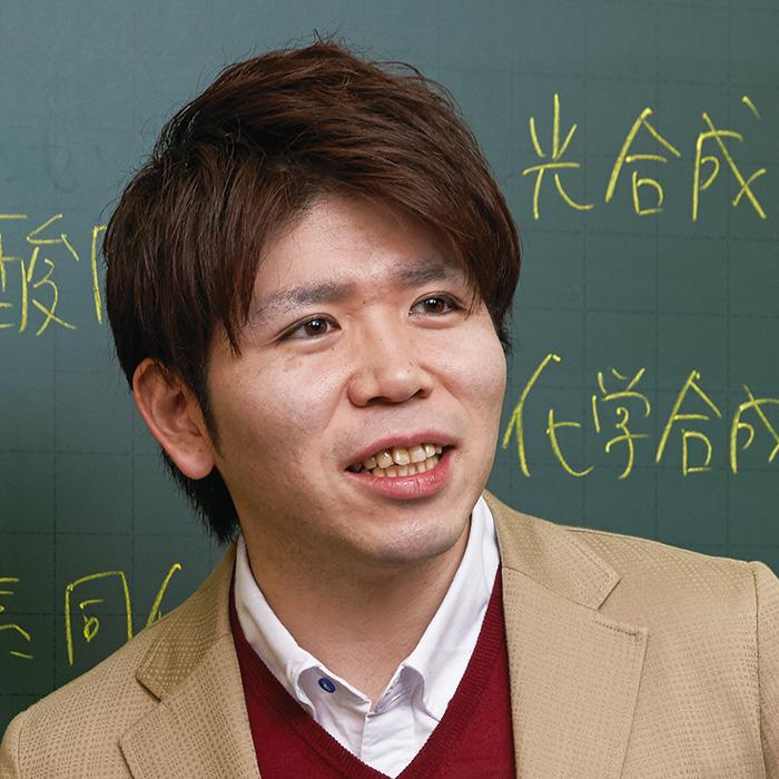 緒方 隼平先生